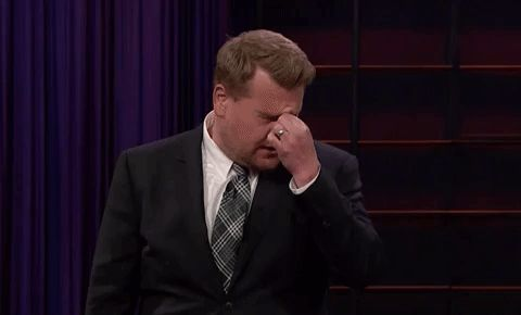 New party member! Tags: angry wtf mad bored annoyed james corden disappointed wut are you kidding me latelateshow