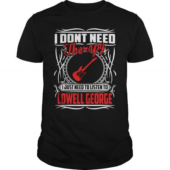 Cool Love Lowell George Christmast 2017 T-Shirts