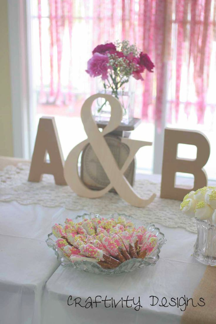 Craftivity Designs: Vintage Bridal Shower Games (& Free Printables)