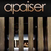 apaiser has a new showroom in Singapore 23 mosque st www.apaiser.com
