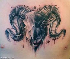 aries ram tattoo - Google Search
