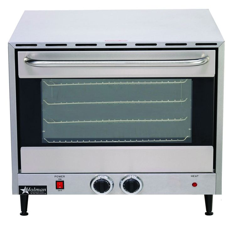 wonderful Half Oven Kitchen Appliances #7: Star CCOH-4 Electric Countertop Half Size Convection Oven