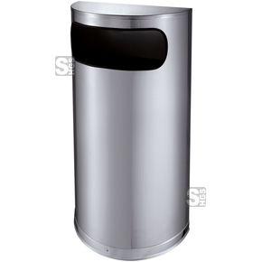 Abfallbehälter -P-Bins 108- 35 Liter aus Edelstahl  #Abfalltonne #Müllsysteme #Papierkorb #Abfalleimer #Müllcontainer #Abfallkorb #Müllsysteme #Sammelbehälter #Müllbox #Abfallsysteme #Mülleimer #Müllbehälter #Wertstoffsammler #Außenbehälter