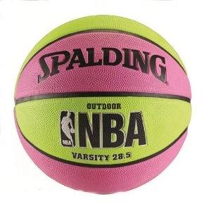 Spalding Official NBA Varsity Outdoor Rubber 28.5 Womens Basketball