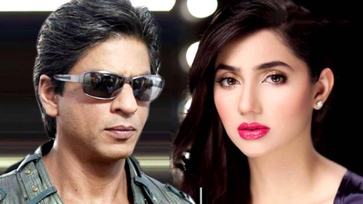 Shah Rukh Khan's New WIFE Pakistani Mahira Khan - RAEES   16th Dec 2014