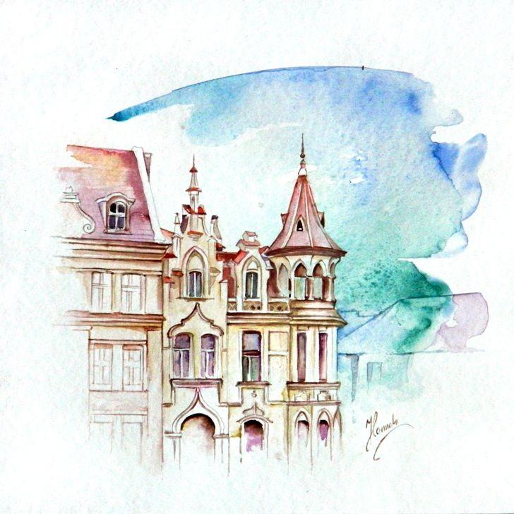 Vanilla Cafe - Chelmno, by Anna Ewa Miarczynska
