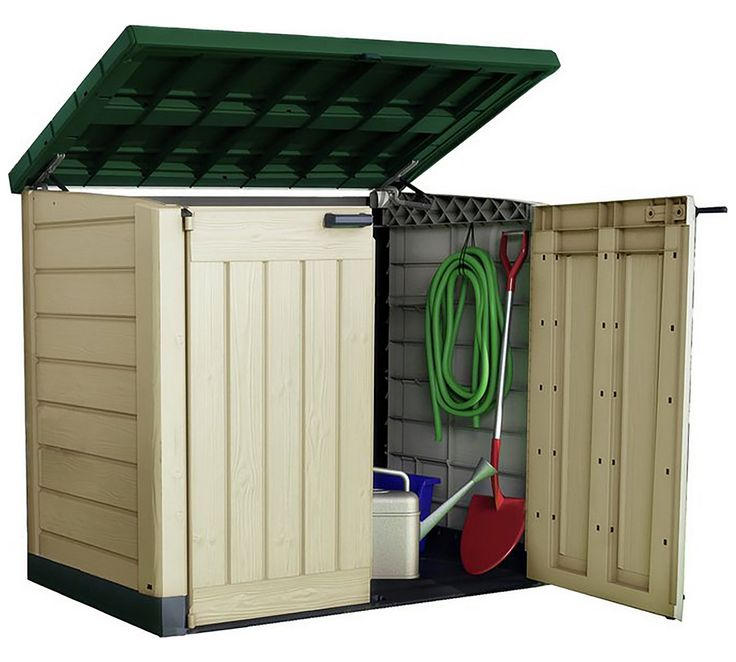 Buy Keter Store It Out Max Garden Storage Box - Store Collection at Argos.co.uk, visit Argos.co.uk to shop online for Garden storage boxes and cupboards, Conservatories, sheds and greenhouses, Home and garden