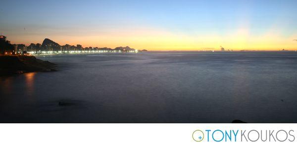 Rio de Janeiro, Brazil, water, sun, view, places, Tony Koukos, Koukos