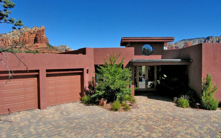268 best images about arizona architecture on pinterest for Sedona architects