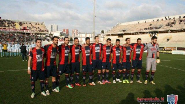 TARANTO FC. CONTRO IL GLADIATOR PAPAGNI POTREBBE LASCIARE FUORI CLEMENTE - Passione Rosso Blu