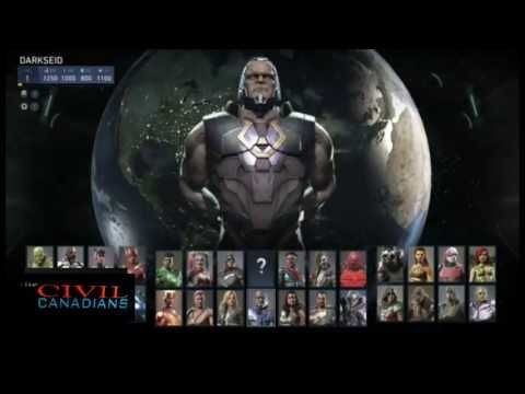 injustice 2 multiverse gameplay (i suck at this game or do i?)