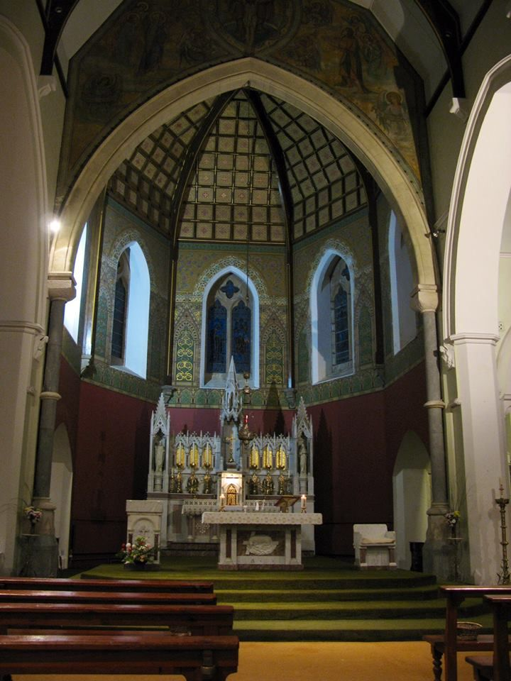 St. Joseph's Catholic Church, Clifden, Ireland. | Catholic ...