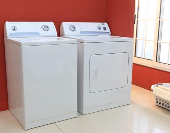 lavadora, secadora, lavanderia