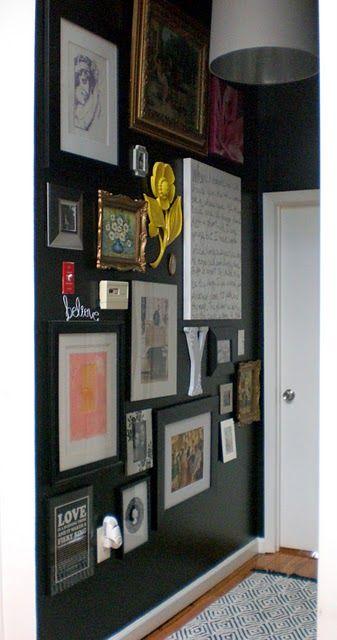 gallery wall - nicholeloiaconodesigns.com