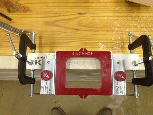 26 Best Hinge Jig Images On Pinterest Woodworking Plans
