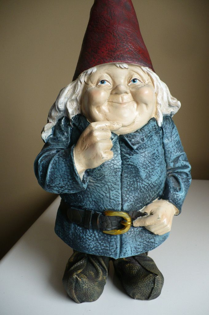 Female Garden Gnomes: 221 Best Images About Gnomes On Pinterest