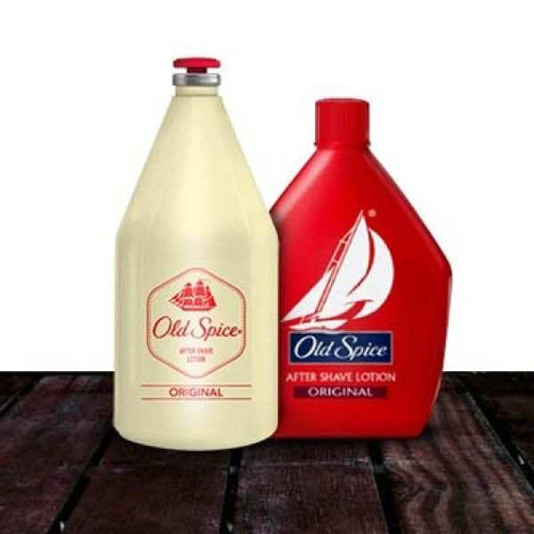 Old Spice After Shave Lotion from Amazon