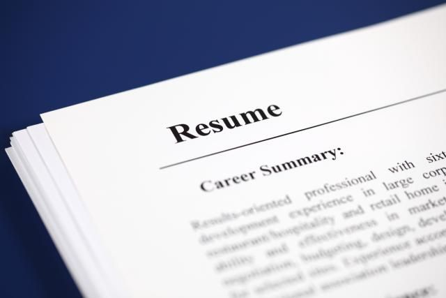 Free resume template to compile the information to include on your resume, plus advice on formatting a resume and examples of each section.