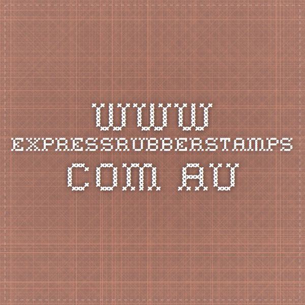 www.expressrubberstamps.com.au