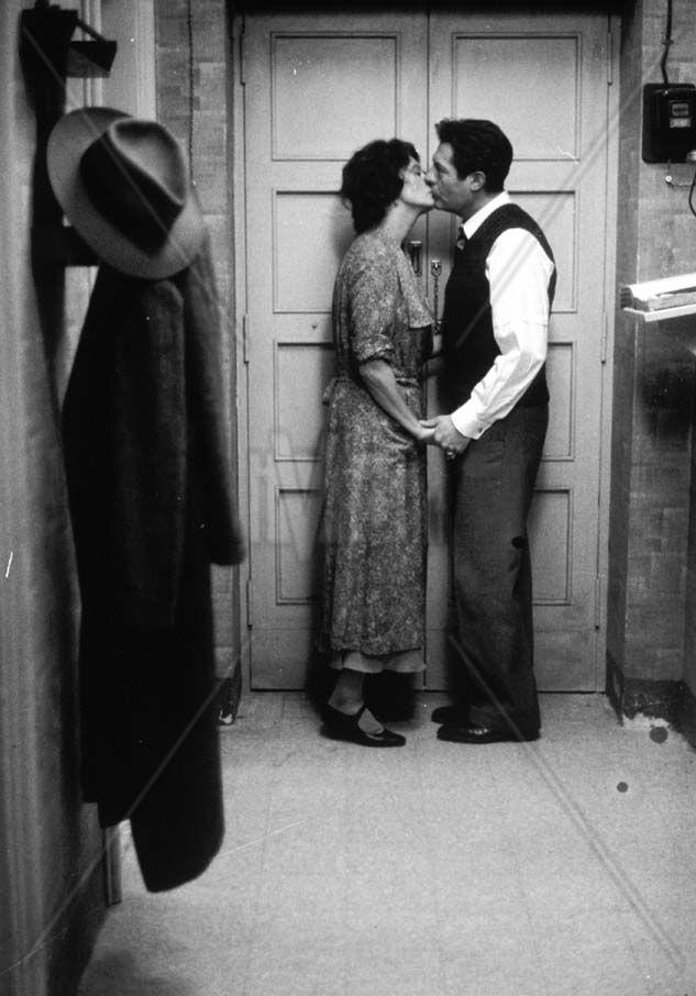 Sophia Loren and Marcello Mastroianni in Una giornata particolare (1977). Directed by Ettore Scola.
