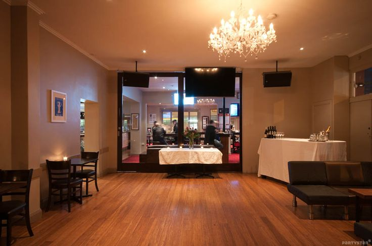 Royal Derby Hotel, Fitzroy, VIC. Function Room hire photo #3