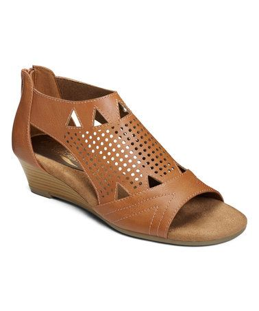 Tan Yeticulous Sandal #zulilyfinds