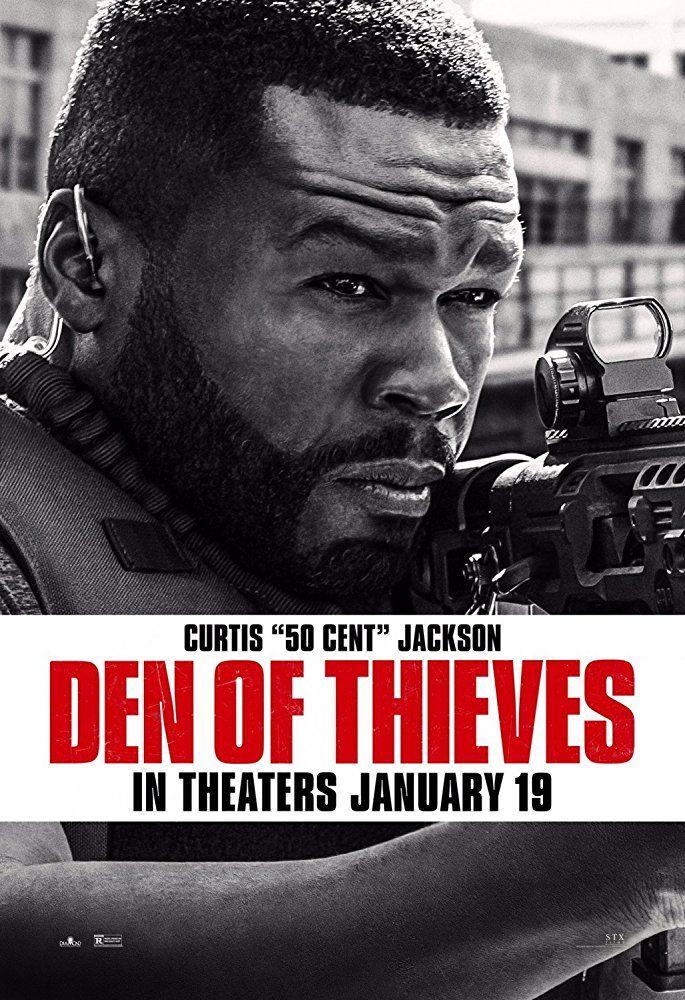 Covil De Ladroes Den Of Thieves Posteres De Filmes Filmes Poster