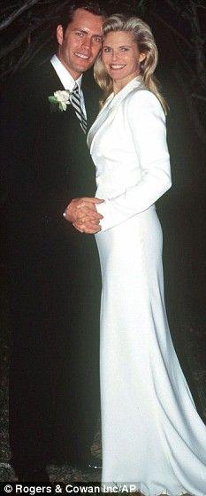 Christie Brinkley Peter Cook September 1996 wedding