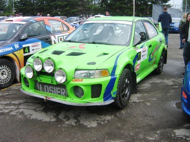 Mitsubishi Rally Racer