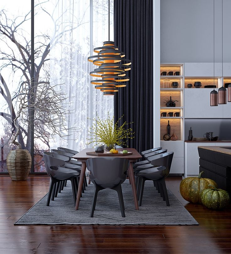 Best 25 Dining room modern ideas on Pinterest Dining room lamps