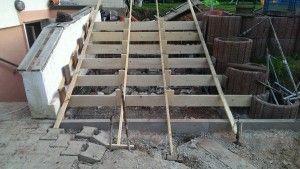 Betonieren Einer Treppe Einschalen Werklich Weimer So Werkel Ich