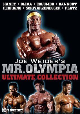 Joe #weider s mr olympia #ultimate #collection (dvd),  View more on the LINK: 	http://www.zeppy.io/product/gb/2/391554478952/