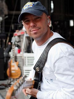 Being serenaded by Kenny Chesney would be a dream come true