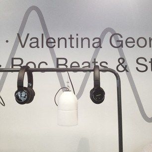 Sony Stereo Headset presentation #PlaySony #SonyMDR http://t.co/HBEXoBCaND