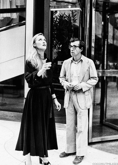Meryl Streep & Woody Allen