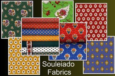 Beaux Mondes Designs: Souleiado....An Inspiration To French Country