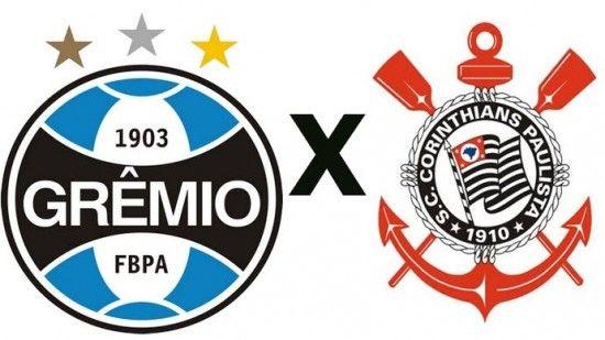 Corinthians x Grêmio 2 550x309 Jogo Corinthians x Grêmio Ao Vivo