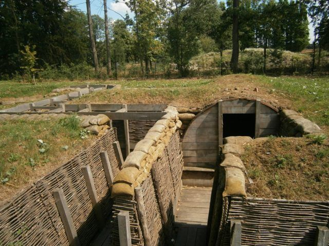 This Is How The Different Armies Approached Trench Warfare In The First World War