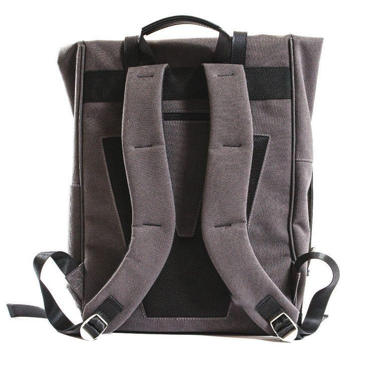 shop ethical sustainable & ethical clothing by Venque Arctic Fold Backpack Grey   Venque   Ethical fashion   Sustainable materials   Men   bags   Hipster   Urban   Professional Ethi