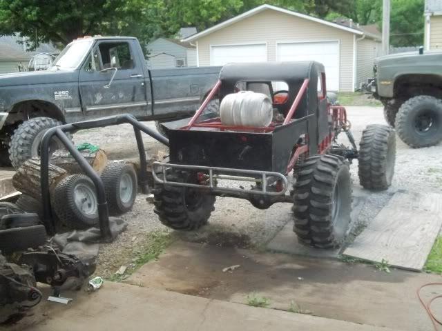 redneck go karts | the legend truck build thread ( offroad ) - Page 4 - DIY Go Kart Forum