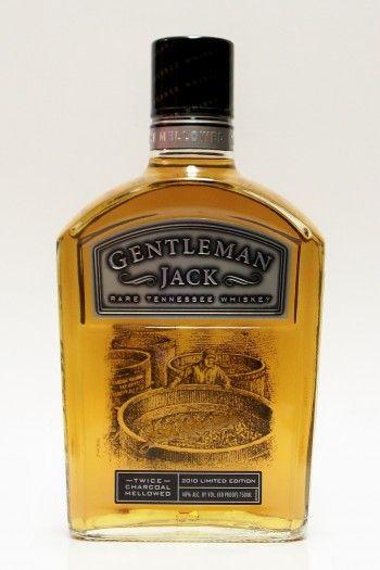 jack daniels bottles | Gentleman Jack Commemorative - Jack Daniel's Bottle Collecting