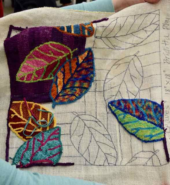The Internet Rug Camp Blog | Everything you ever wanted to know about Rug Hooking!