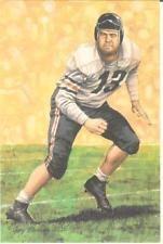 JOE STYDAHAR Chicago Bears LIMITED EDITION NFL HALL OF FAME GOAL LINE ART CARD