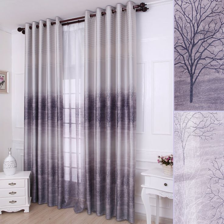 Luxury Designer Curtain Fabric
