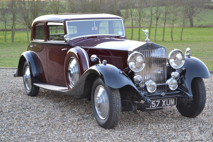 Rolls-Royce Phantom Phantom II Continental 1933 for sale - PreWarCar