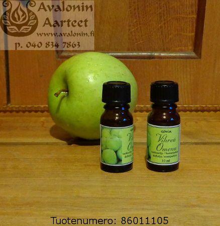 Osmia's Green apple aroma oil / Osmian Vihreä omena tuoksuöljy