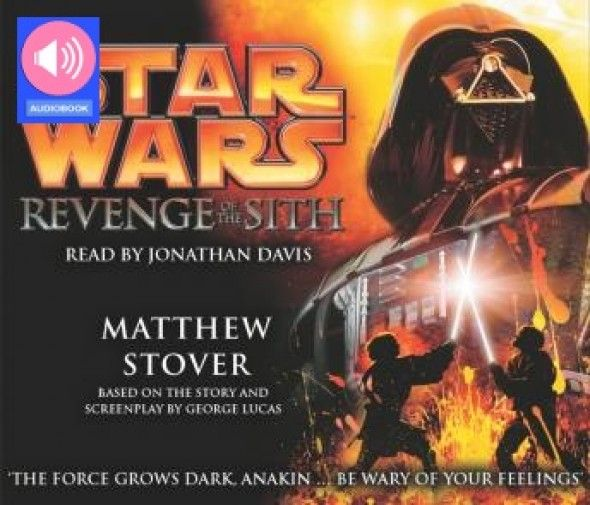 Audiobook Freeaudiobook Star Wars Revenge Of The Sith Science Fiction Fantasy Star Wars Matthew Stover Possibly The Audio Books Revenge Audio Books Free