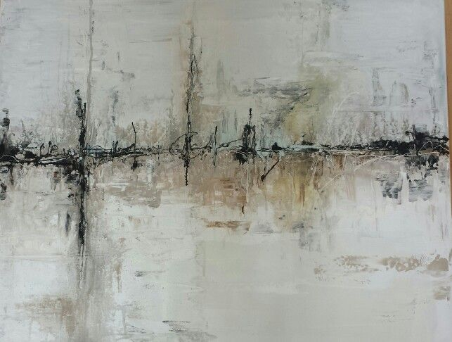 Painting by Bodil Eikeset Mundal