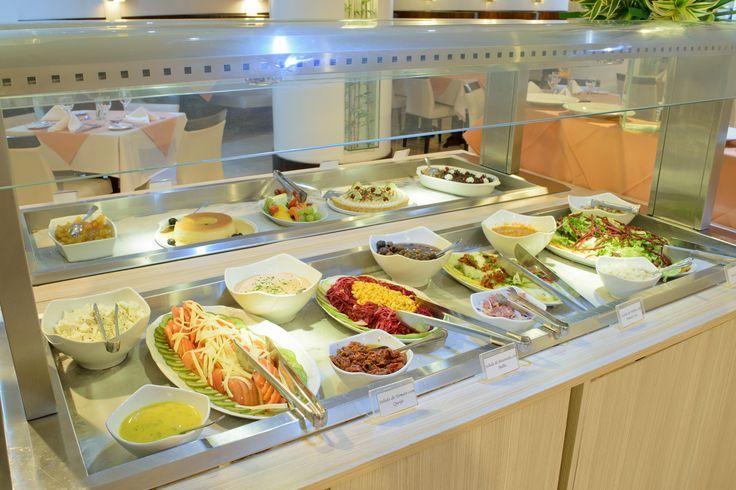 Buffet # Restaurante Atlântico