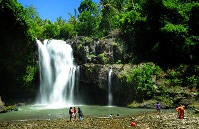 Tegenungan - Paket Ubud Tour - BaliWisataTravel.com